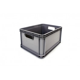 Plastový box Robusto 20 l, 40x30x22 cm