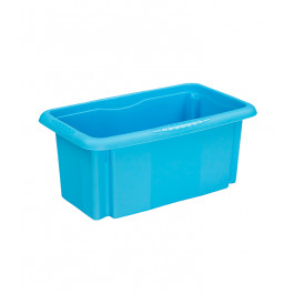 Plastový box Colours, 7 l, modrý - POSLEDNÍCH 10 KS