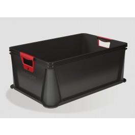 Plastový box Eurobox 45 l, grafit