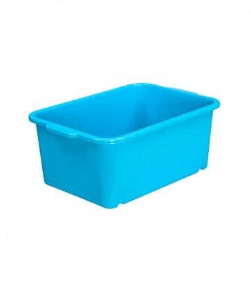 Plastový box Magic, malý, modrý, 25x17x10 cm - POSLEDNÍCH 33 KS