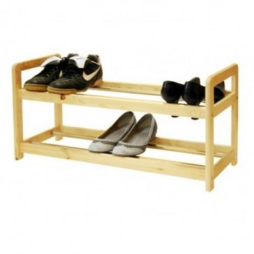 Regál na boty Lux, 35x70x28 cm - POSLEDNÍCH 37 KS