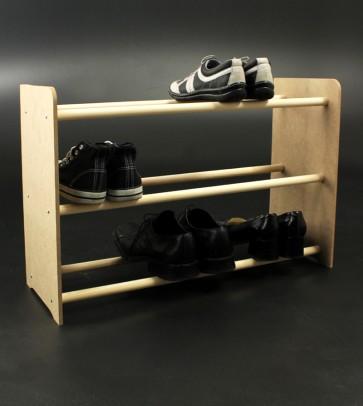 Regál na boty Soft, 45x46x24 cm
