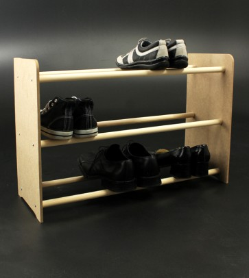 Regál na boty Soft, 45x65,5x24 cm