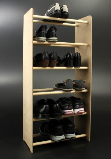 Regál na boty Soft, 99x65,5x24 cm