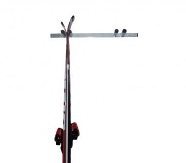 Držák na lyže, 2 místný, svislý