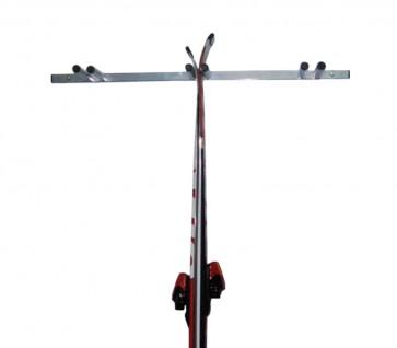 Držák na lyže, 3 místný, svislý