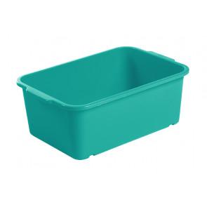 Plastový box Magic, velký, mořská modř, 30x20x11 cm - POSLEDNÍCH 43 KS