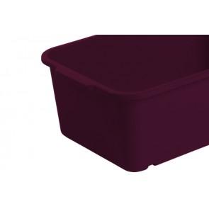 Plastový box Magic, malý, fialový, 25x17x10 cm - POSLEDNÍ 1 KS
