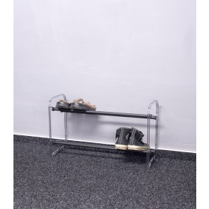 Kovový botník Elegant, 39x65x23 cm, 6 párů bot