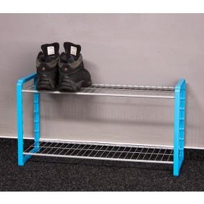 Combi Botník prak-006m 6 párů bot modrý