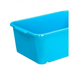 Plastový box Magic, velký, modrý, 30x20x11 cm - POSLEDNÍCH 29 KS