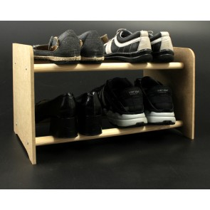 Regál na boty Soft, 27x46x24 cm