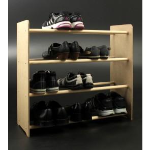Regál na boty Soft, 63x65,5x24 cm