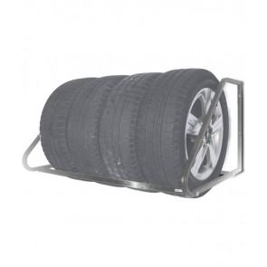 Nástěnný regál na pneumatiky - pozink